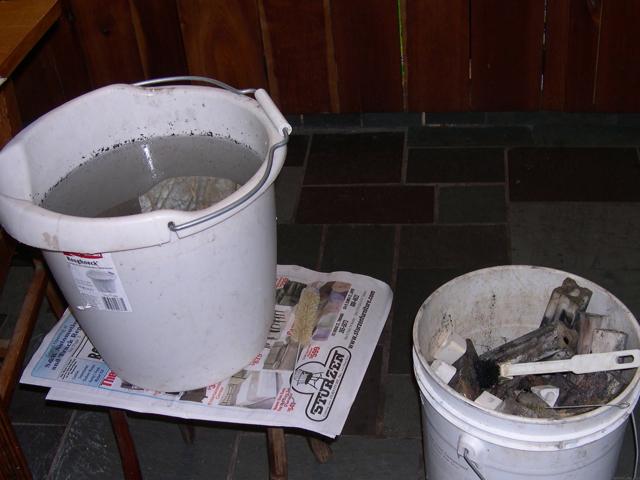 Buckets and Buckets